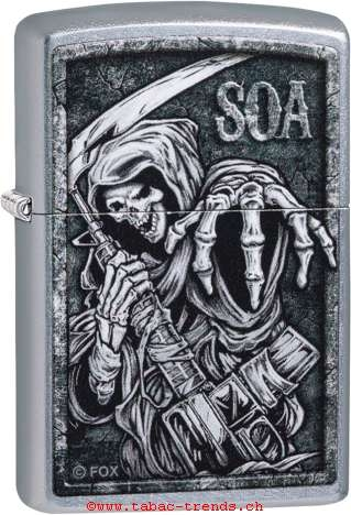 Zippo 60004884 Soa Reaper