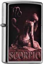 Zippo Zodiac Scorpio 60000929