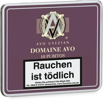 AVO Domaine Puritos - 10 Zigarren
