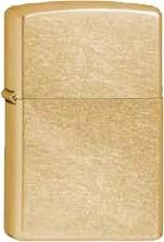 Zippo Gold Dust Street Gld 60001161