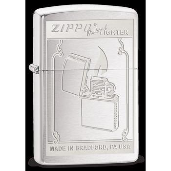 Zippo Vintage Design In Laser 60003098