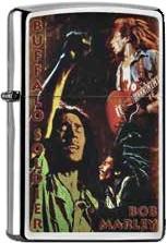 Zippo Bob Marley Head 60000896