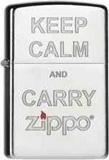 Zippo Keep Calm 60000186