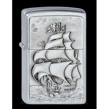 Zippo Reg Pirate's Ship 1300154
