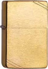 Zippo Vintage Brass Brushed 60000808
