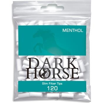 Dark Horse Menthol Slim Filter - 6mm