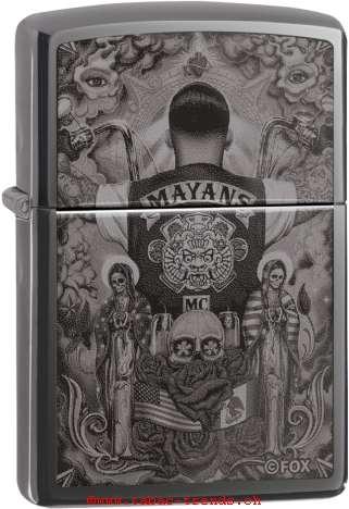 Zippo 60004906 Mayans-Cowl