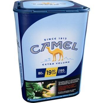 Camel Blue Extra Volume