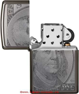 Zippo 60004890 Currency Design