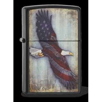Zippo Eagle/Flag 60002163