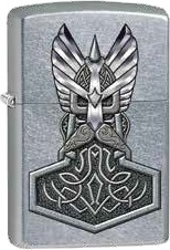 Zippo Hammer Of Thor 60002489