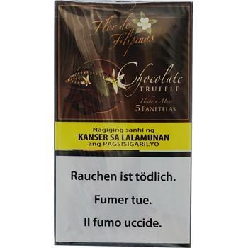 Flor de Filipinas - Chocoloate 3 x 5 Zigarren