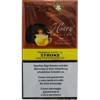 Flor de Filipinas - Honey 3 x 5 Zigarren