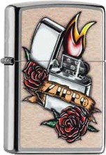 Zippo Rose 60000988