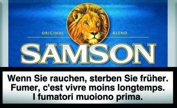 Samson Original Tabak
