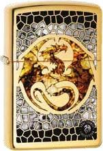 Zippo Anna Stokes Fusion Dragon 60002641