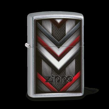 Zippo Abstract Metal 60003361