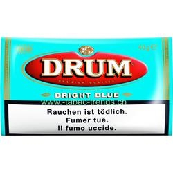 Drum Bright Blue