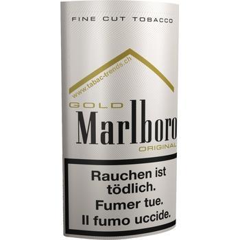 Marlboro Gold Dreh Tabak