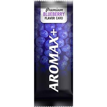 Aromax+ Blueberry Card