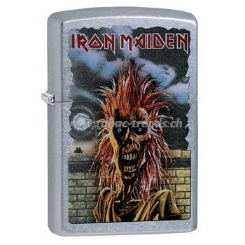 Zippo Iron Maiden