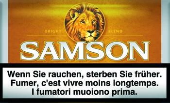 Samson Bright Blend