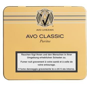 AVO Classic Puritos - 10 Zigarren