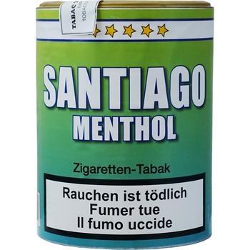 Santiago Menthol Tabak