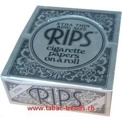 Rips Xtra thin King Size - 24er Grosspackung