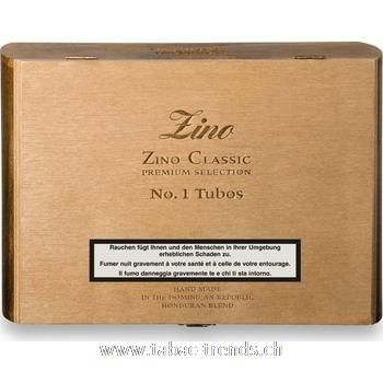 Zino Classic No. 1 - 20 Tubos Kiste