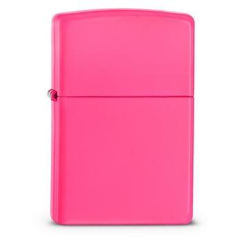 Zippo Reg Neon Pink 60000475
