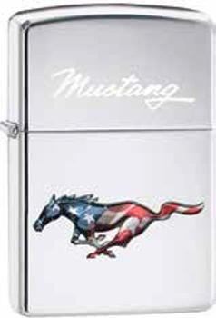 Zippo Ford Mustang 116168