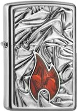 Zippo Soft Flame Emblem 2005095