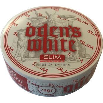 Odens Slim Cold Extrem White Portion