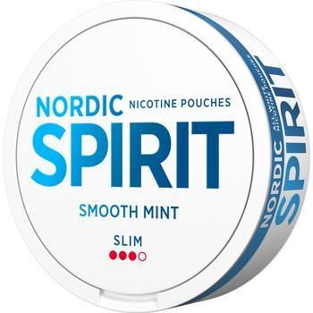 Nordic Spirit Smooth Mint Slim Snus