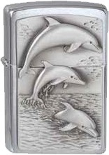 Zippo Dolphin 1900456