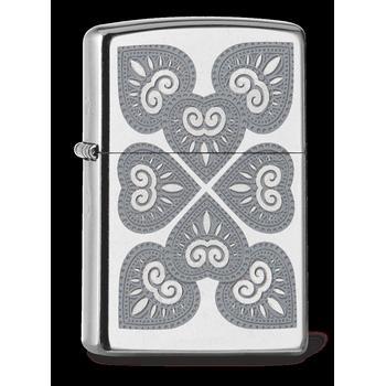 Zippo Heart Design 60002033