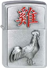 Zippo Year of Rooster 2002457