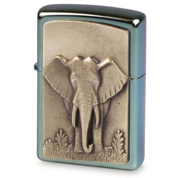Zippo Golden Elephant - Limited Edition