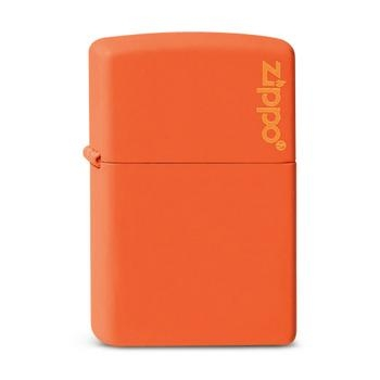 Zippo Orange Zippo Logo 60001268