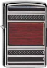 Zippo Steel and Wood 60001313