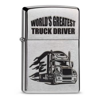 Zippo Truck with Flames 60000216