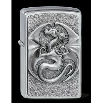 Zippo Dragon 3D Emblem 2002545