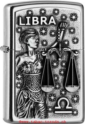 Zippo 2006502 Plakette Libra