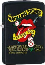 Zippo Rolling Stones Tattoo You 60002686