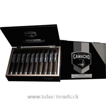 Camacho Triple Maduro 60/6 - 20 Zigarren