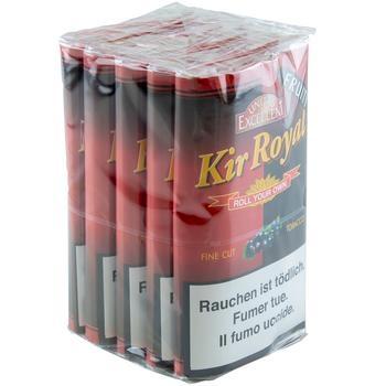 Excellent Kir Royal Tabak, 5 x 40g