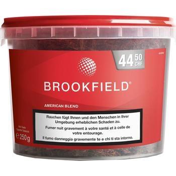 Brookfield American Blend Tabak, Eimer 250g
