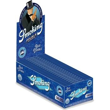 Smoking Double Window Blue - Box
