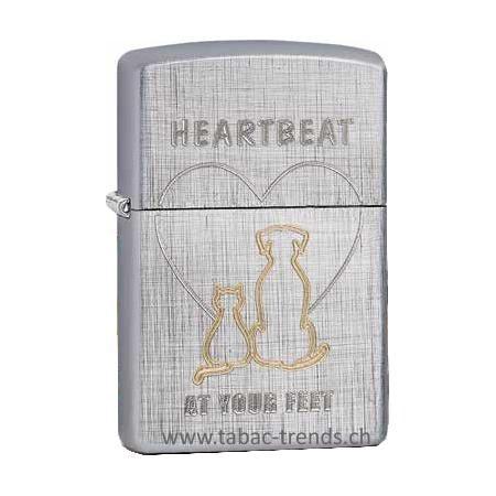 Zippo Heartbeat 106679